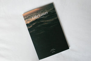 Lake Letters | Mae Stier
