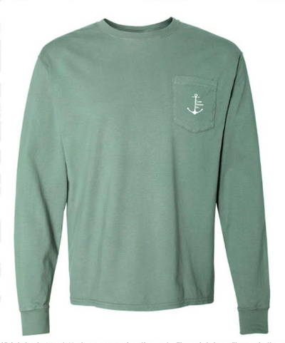 Lake Day Long Sleeve Shirt (ECO)