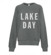 LAKE DAY Kids Crewneck | Unisex