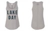 LAKE DAY Racerback Tank