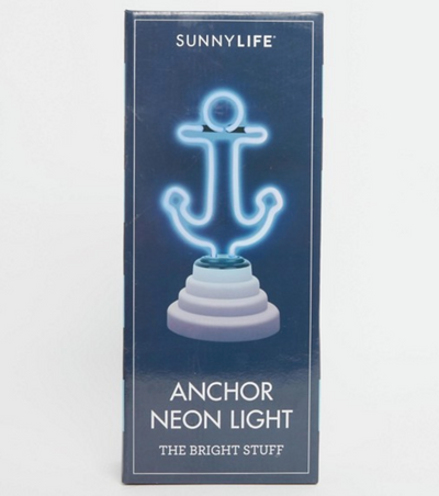 Anchor Neon Light