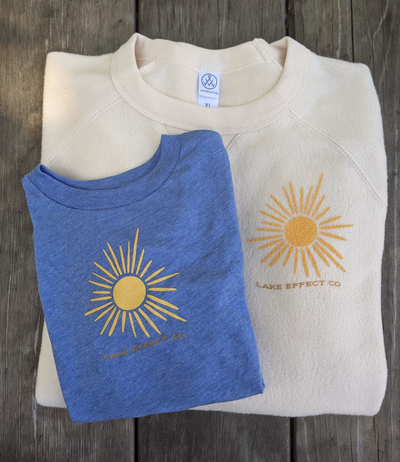 HAPPY SUN Toddler Tee