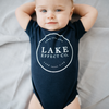 Lake Effect Co. Onesie Navy