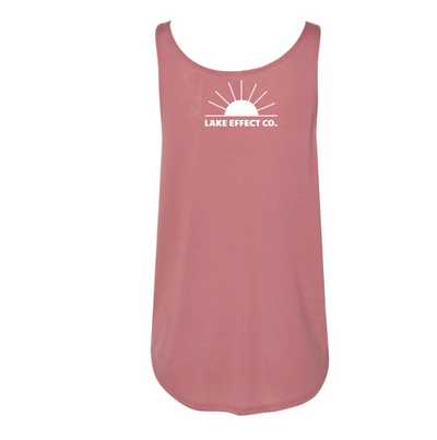 Limited Edition SUNRISE IS FOR LOVERS Ladies Tank