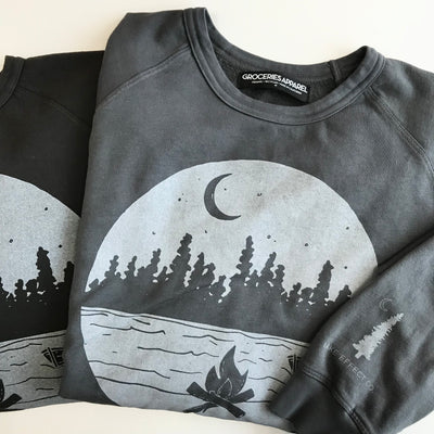 Northerly Vibes Organic Cotton Crew