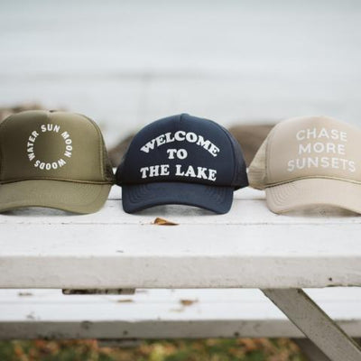 Limited Edition Trucker (multiple styles & colors)