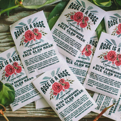 Wild Yonder Botanicals | Face Mask Packets