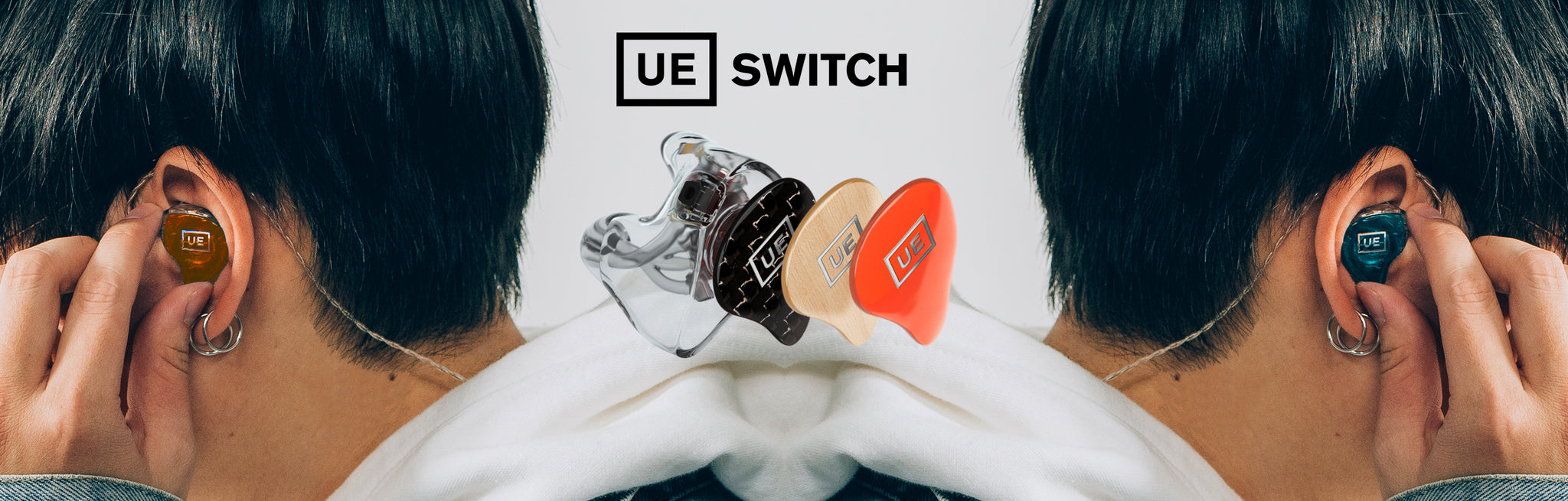 Introducing UE SWITCH Interchangeable Faceplates