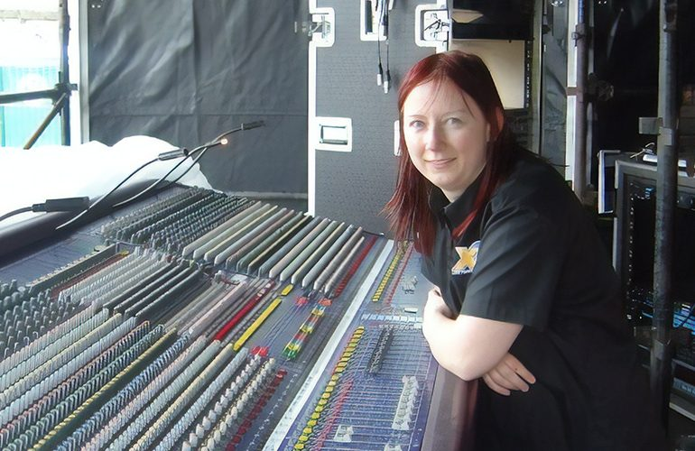 Interview with UK Sound Engineer Kim Watson