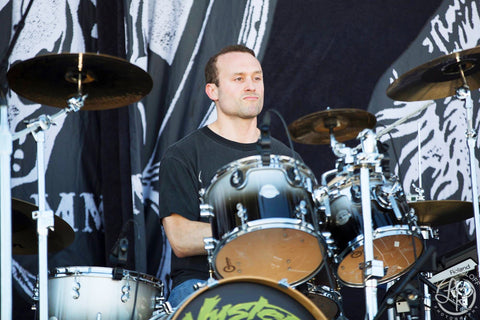 Logan Michaels Drummer Ultimate Ears UE