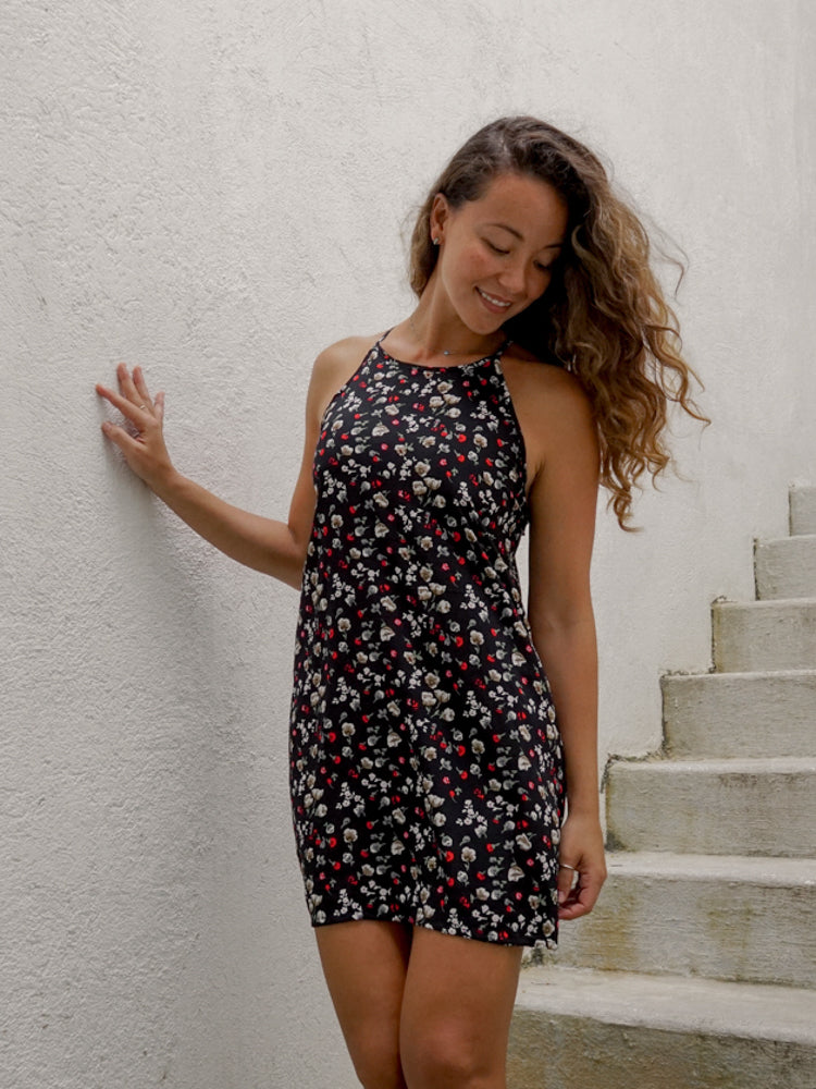 SHAI DRESS - ROSE