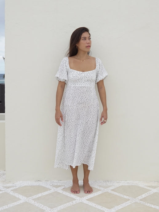 APHRODITE DRESS - POLKA