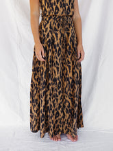 Load image into Gallery viewer, ASTRA PALAZZO PANT - LEOPARD