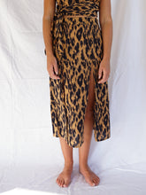 Load image into Gallery viewer, PANDORA SKIRT - LEOPARD
