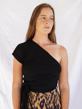 Load image into Gallery viewer, CALISTA TOP - BLACK
