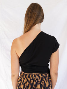 CALISTA TOP - BLACK