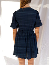 Load image into Gallery viewer, ZADIE DRESS - MIDNIGHT
