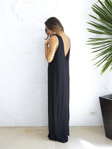 AQUILA DRESS - BLACK