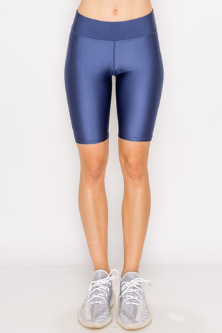 BLUEMOON BIKER SHORTS