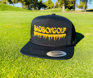 BADBOYGOLF NEVER LAYUP HAT