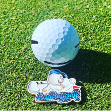 Load image into Gallery viewer, BADBOYGOLF BALL MARKER / LAPEL MAGNET