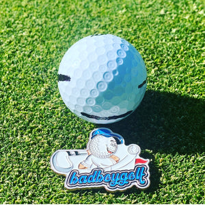 BADBOYGOLF BALL MARKER / LAPEL MAGNET