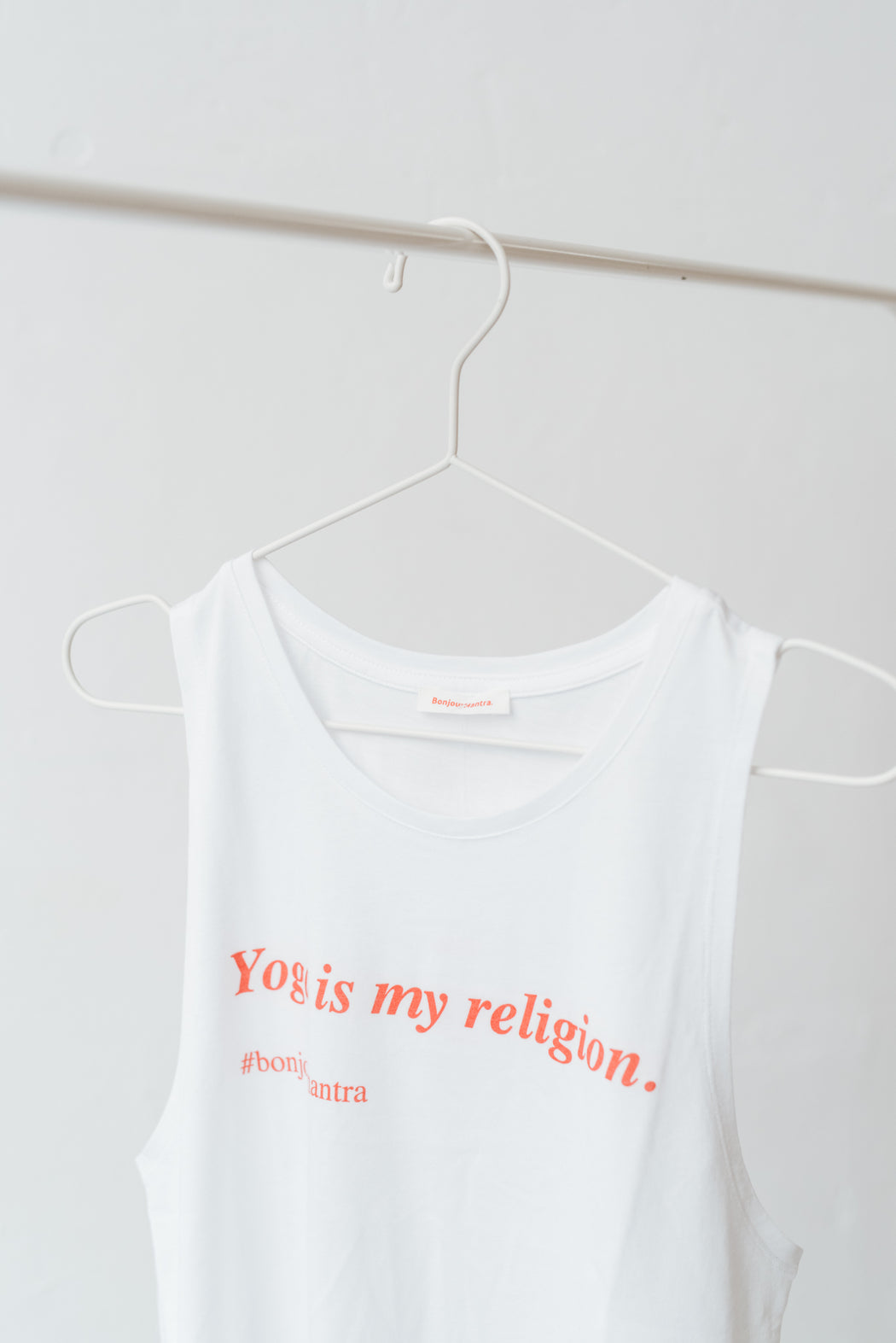 "Top ""Yoga is my religion"""