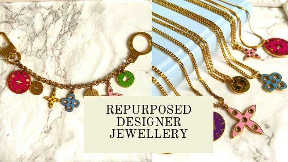 What is Repurposed Jewellery?