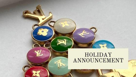 Holiday announcement -  Last posting day on 22nd December
