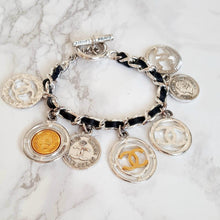 Load image into Gallery viewer, CC Re-purposed Necklace from Authentic Bracelet