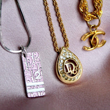 Load image into Gallery viewer, Authentic Dior Pink Necklace