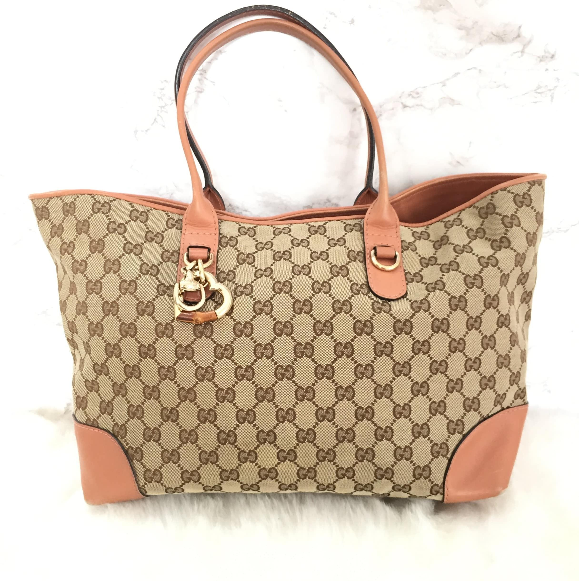 a60ab05b10d Gucci Shopper Vintage Tote bag – Boutique SecondLife