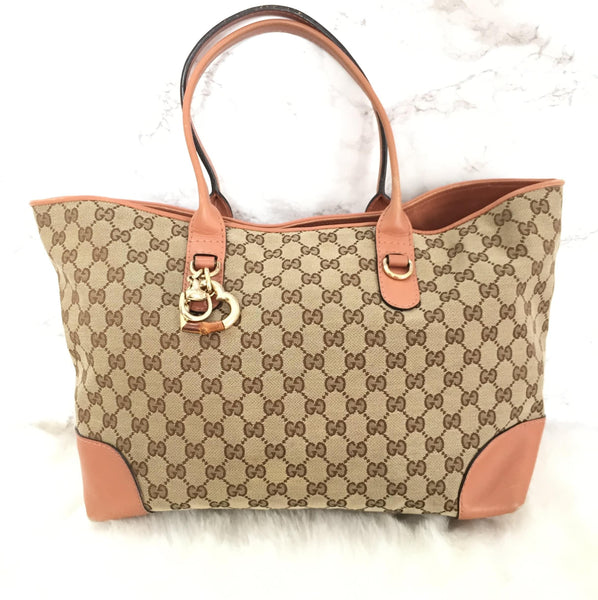 Boutique SecondLife - Gucci Shopper Vintage Tote bag