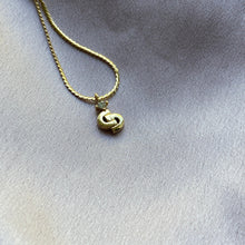 Load image into Gallery viewer, Authentic Mini Dior Pendant-  Delicate Necklace