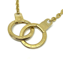 Load image into Gallery viewer, Gift Edition - Authentic Louis Vuitton Double Clasp- Reworked Necklace