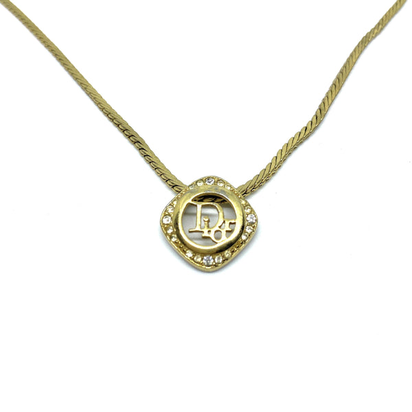 Authentic Christian Dior Vintage Necklace