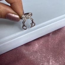 Load image into Gallery viewer, Authentic Christian Dior Size 6 Ring