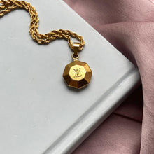 Load image into Gallery viewer, Authentic Louis Vuitton Pendant-Repurposed Necklace