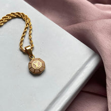 Load image into Gallery viewer, Authentic Louis Vuitton Rose Small Pendant-Repurposed Necklace