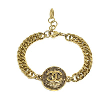 Load image into Gallery viewer, Authentic Chanel Pendant Repurposed Bracelet
