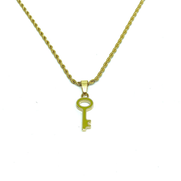 Authentic Louis Vuitton Pendant Key  Reworked Pendant - Boutique SecondLife