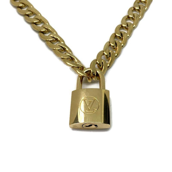 Authentic Louis Vuitton Padlock Collection 2019 rare edition - Necklace