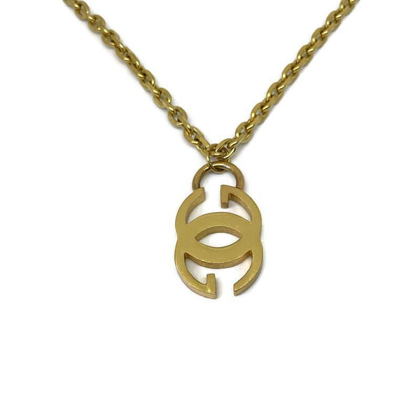 Repurposed Gucci Pendant- Necklace