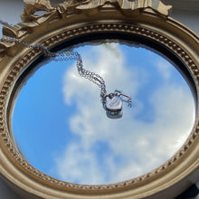 Load image into Gallery viewer, Reworked Authentic Mini Dior Pendant - Necklace