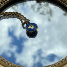 Load image into Gallery viewer, Authentic Louis Vuitton Pendant Reworked Pastilles Pendant