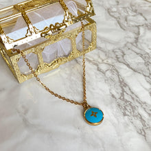 Load image into Gallery viewer, Sapphire Blue Pendant Pastilles