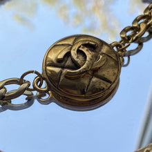 Load image into Gallery viewer, Authentic Chanel Pendant- Necklace