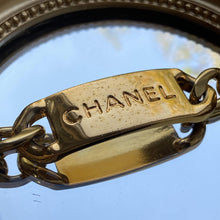 Load image into Gallery viewer, Authentic Chanel Pendant logo choker