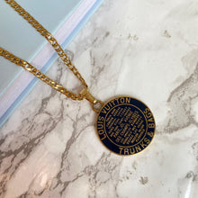 Load image into Gallery viewer, Navy Blue Pendant from Authentic Charm