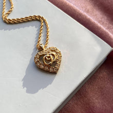 Load image into Gallery viewer, Authentic Dior Pendant - Necklace